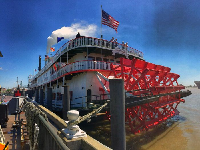 Natchez New Orleans Riverboat Tours family fun in new orleans