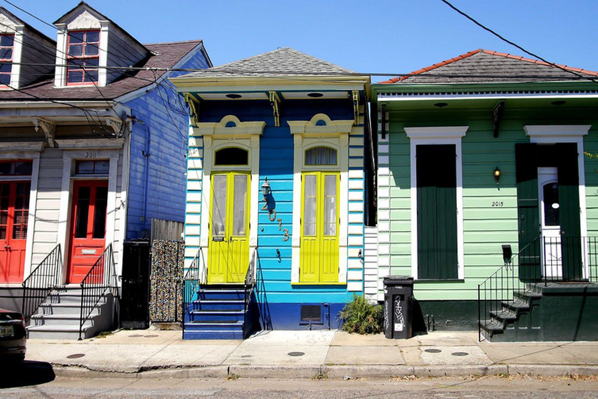 New Orleans City Neighborhood Tours fun in new orleans