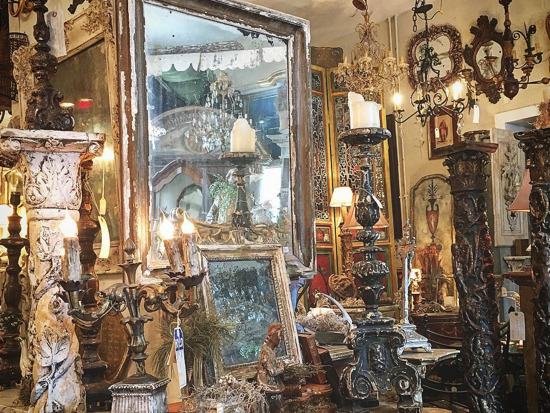 Antiques Shops fun in new orleans