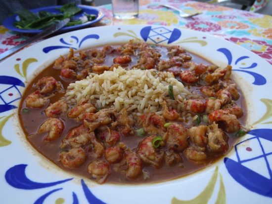Best New Orleans crawfish etouffee fun in new orleans
