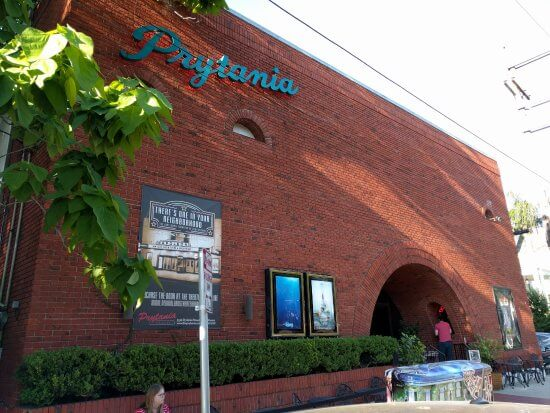 Prytania Theatre Rec and Outdoors family fun in new orleans