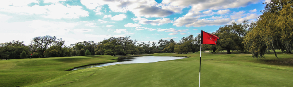 Audubon Park Golf Course family fun in new orleans outdoors