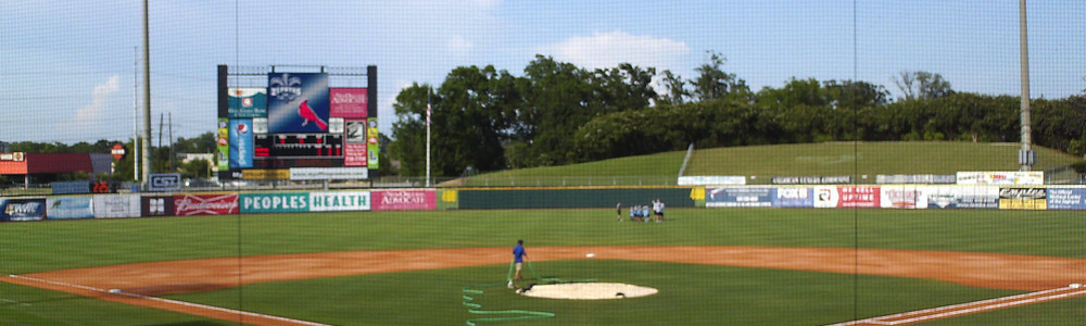 New Orleans Babycakes Baseball sports family fun in new orleans