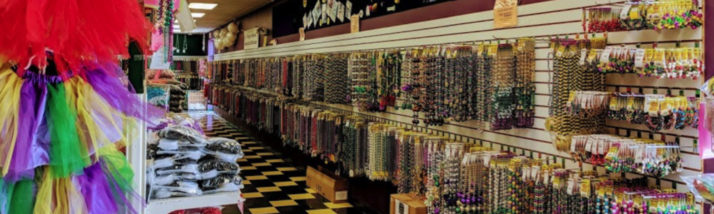 Beads By The Dozen best new orleans mardi gras shops fun in new orleans