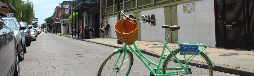 Biking Tours Bike fun in new orleans