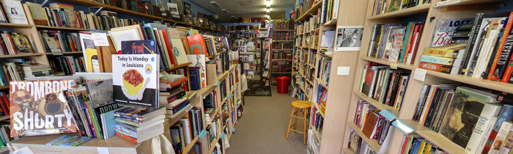 "best new orleans bookstores blue cypress books ""fun in new orleans"""