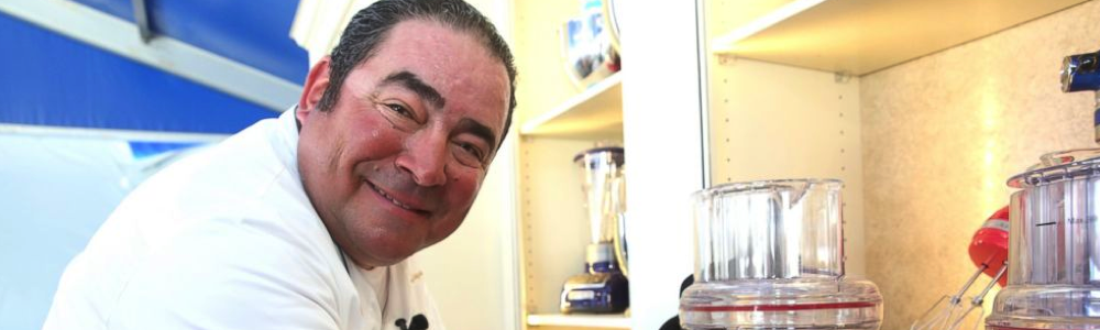 New Orleans chefs Emeril Lagasse fun in new orleans