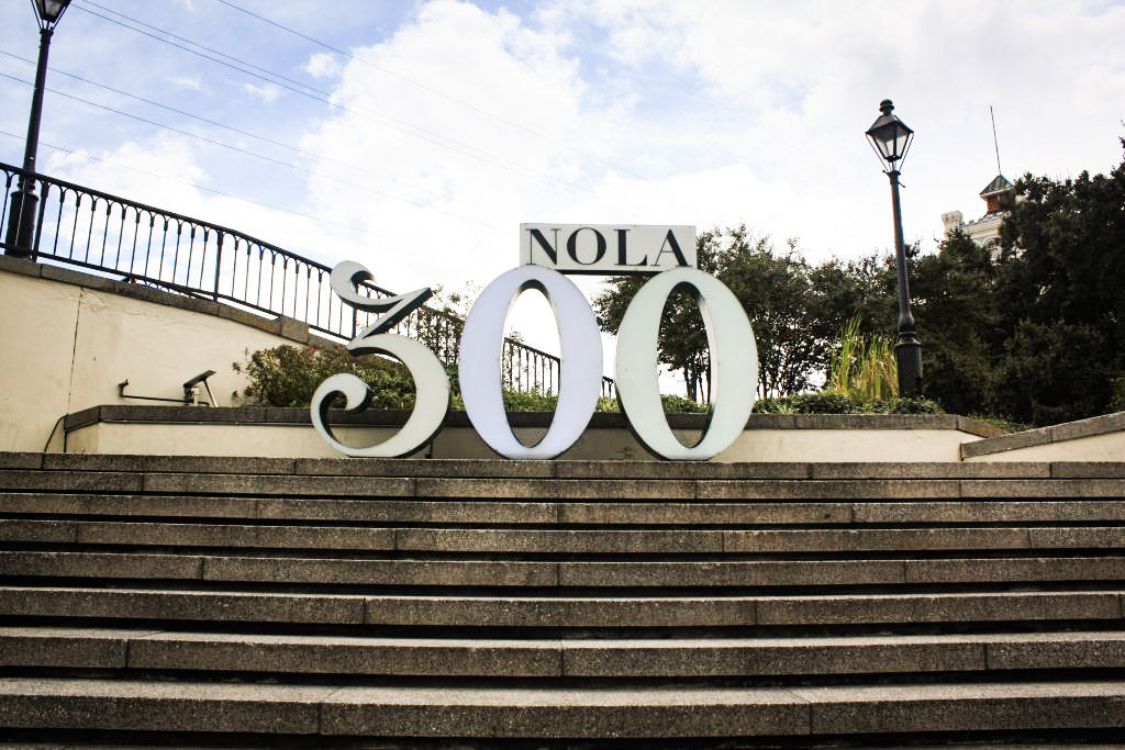 NOLA Tricentennial 300 years fun in new orleans