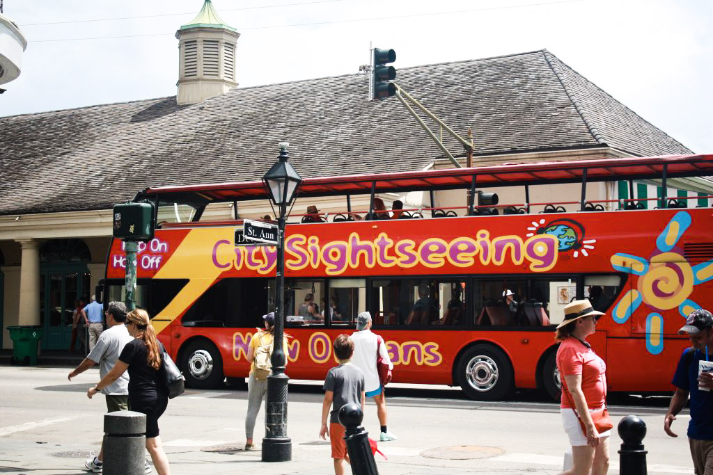 new orleans Bus Tours nola fun in new orleans