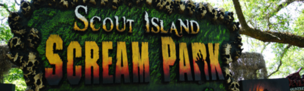 Scout Island Scream Park Fall Festivals Family Fun in New Orleans