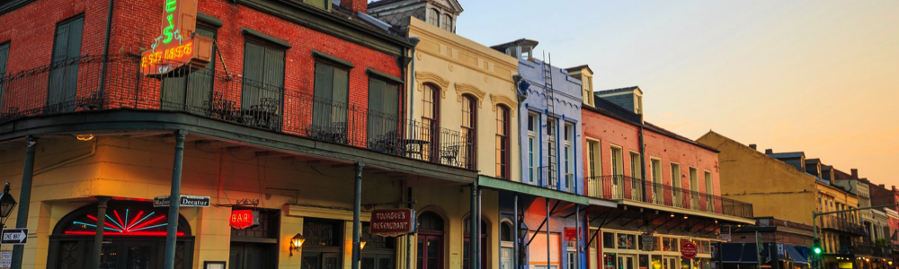 New Orleans French Quarter Tours fun in new orleans