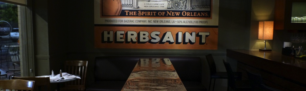 Herbsaint famous new orleans restaurants fun in new orleans