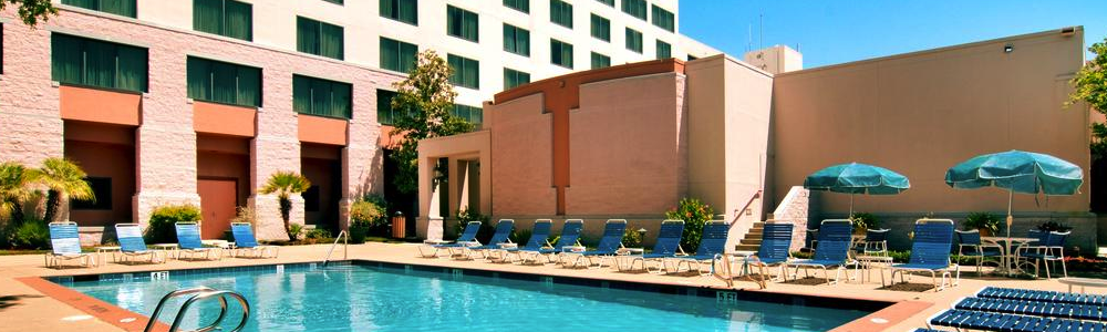 Hilton Airport New Orleans hotels fun in new orleans