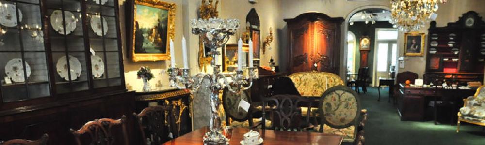 best new orleans antique shops Ida Manheim antiques fun in new orleans
