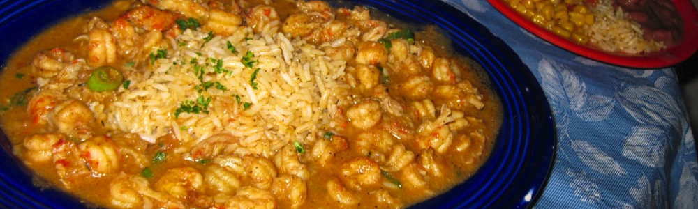Jacques-Imo best crawfish etouffee fun in new orleans