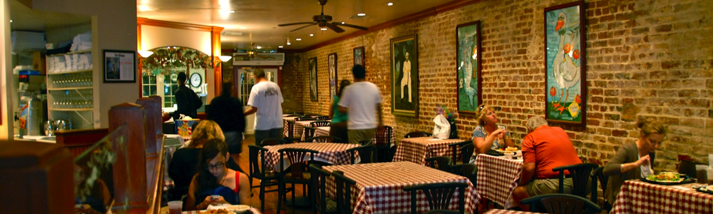 K-Paul's Chef Paul Prudhomme famous New Orleans restaurants fun in new orleans