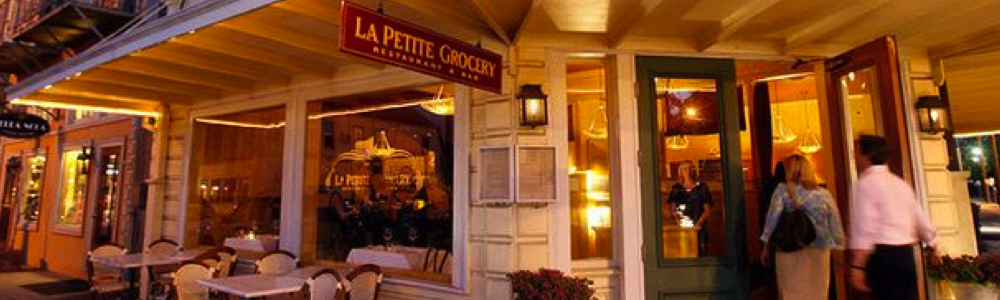La Petite Grocery Chef Justin Devillier famous new orleans restaurants fun in new orleans