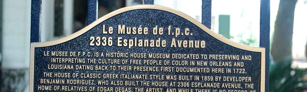 Le Musee de fpc New Orleans museums fun in new orleans