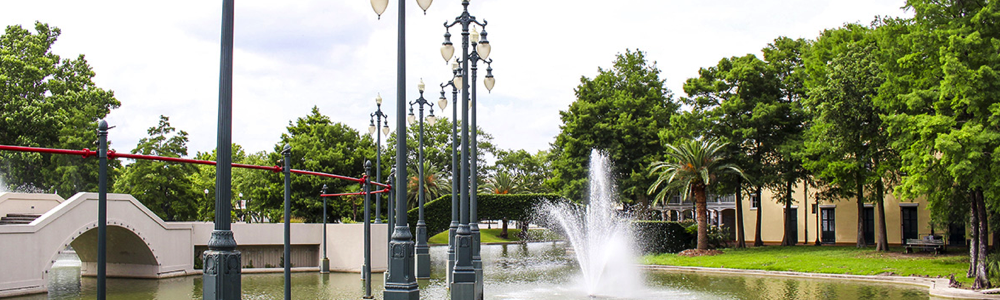 Louis Armstrong Park New Orleans family fun in new orleans outdoors