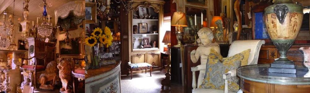 Mac Maison antiques antique shop fun in new orleans