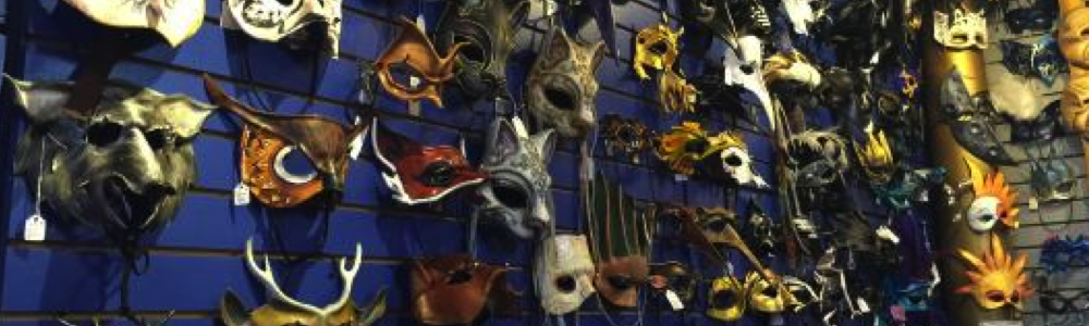 Maskarade best new orleans mask shops fun in new orleans