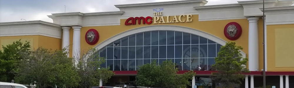 AMC Palace New Orleans Harahan Elmwood family fun in new orleans movies