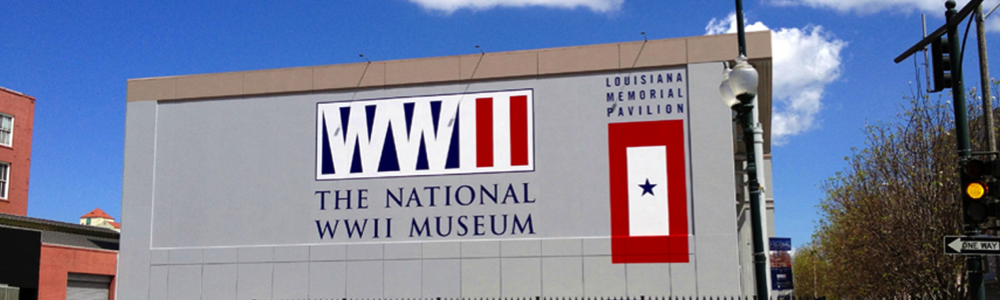 New Orleans National World War II Museum fun in new orleans