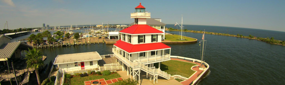 New Canal Lighthouse family fun in new orleans