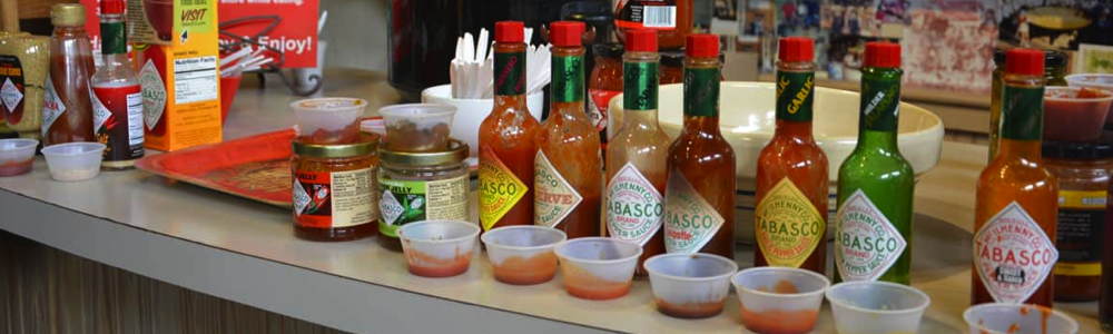 New Orleans Culinary Tours fun in new orleans tabasco