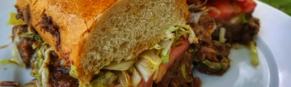 Parkway Bakery roast beef best poboys fun in new orleans