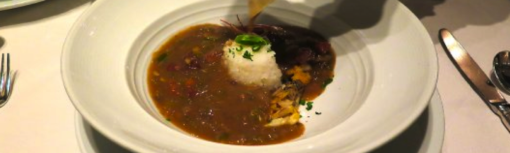 Restaurant Revolution john folse best new orleans gumbo fun in new orleans