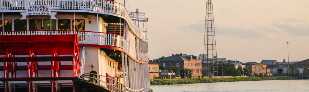 Riverboat Tours Steamer Natchez fun in new orleans