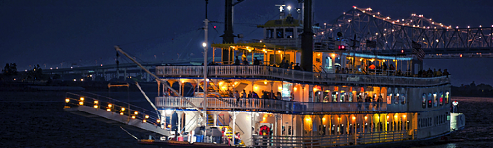 Riverboat Tours Creole Queen fun in new orleans