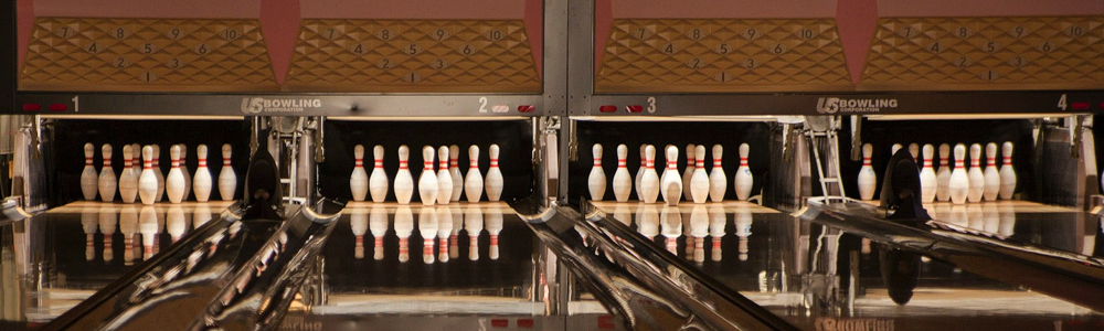 Rock N Bowl Bowling Alley family fun in new orleans