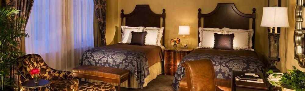 Roosevelt Waldorf Astoria New Orleans hotels fun in new orleans
