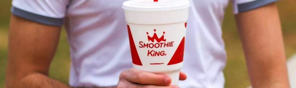 Smoothie King healthy smoothies fun in new orleans