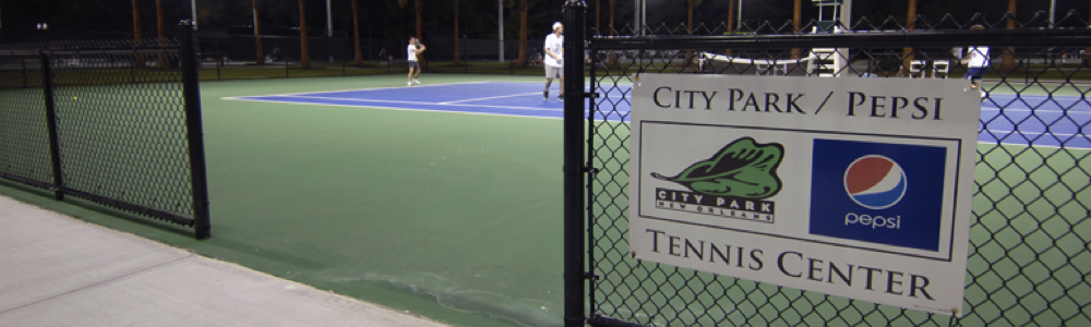 City Park Tennis Courts family fun in new orleans