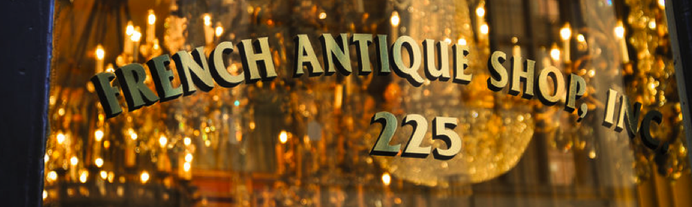 The French Antique Shop antiques fun in new orleans