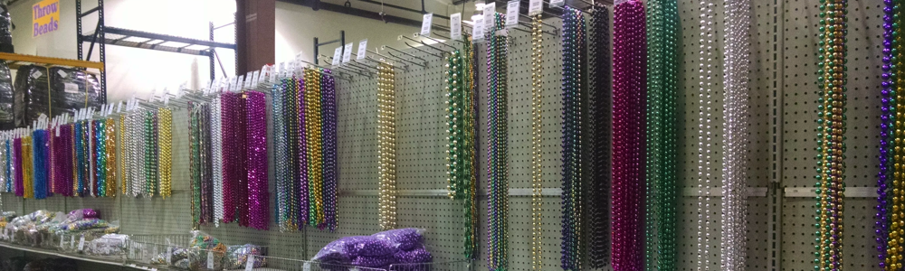 The Mardi Gras Spot fun in new orleans bead shops