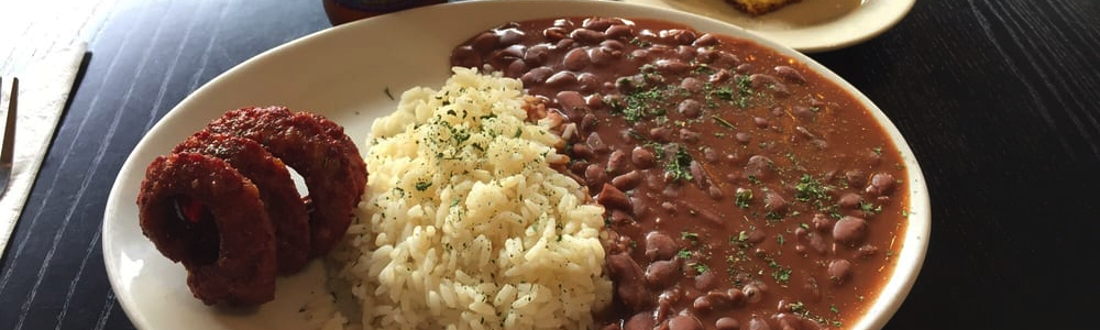 Praline Connection best red beans and rice fun in new orleans