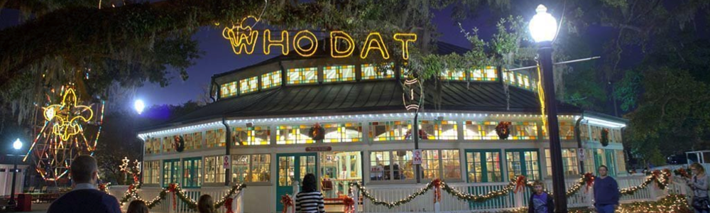 Celebration in the Oaks Winter Festivals Christmas Fun in New Orleans