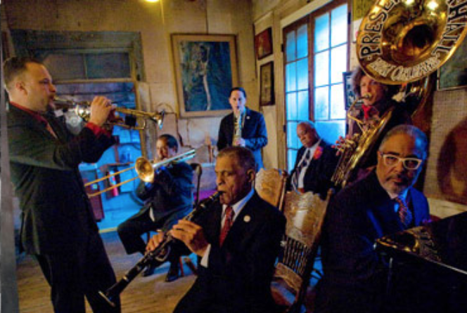 Preservation Hall Family Fun In New Orleans