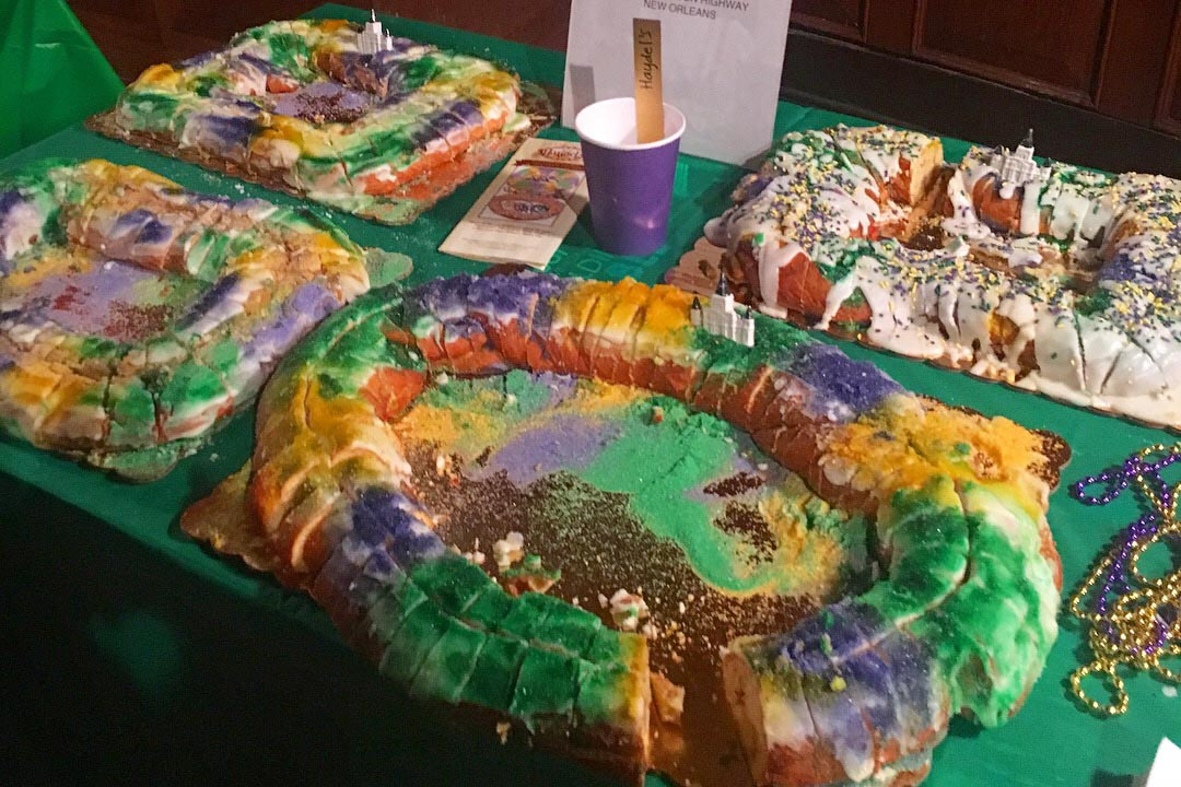 King Cake Ogden Family Fun in New Orleans