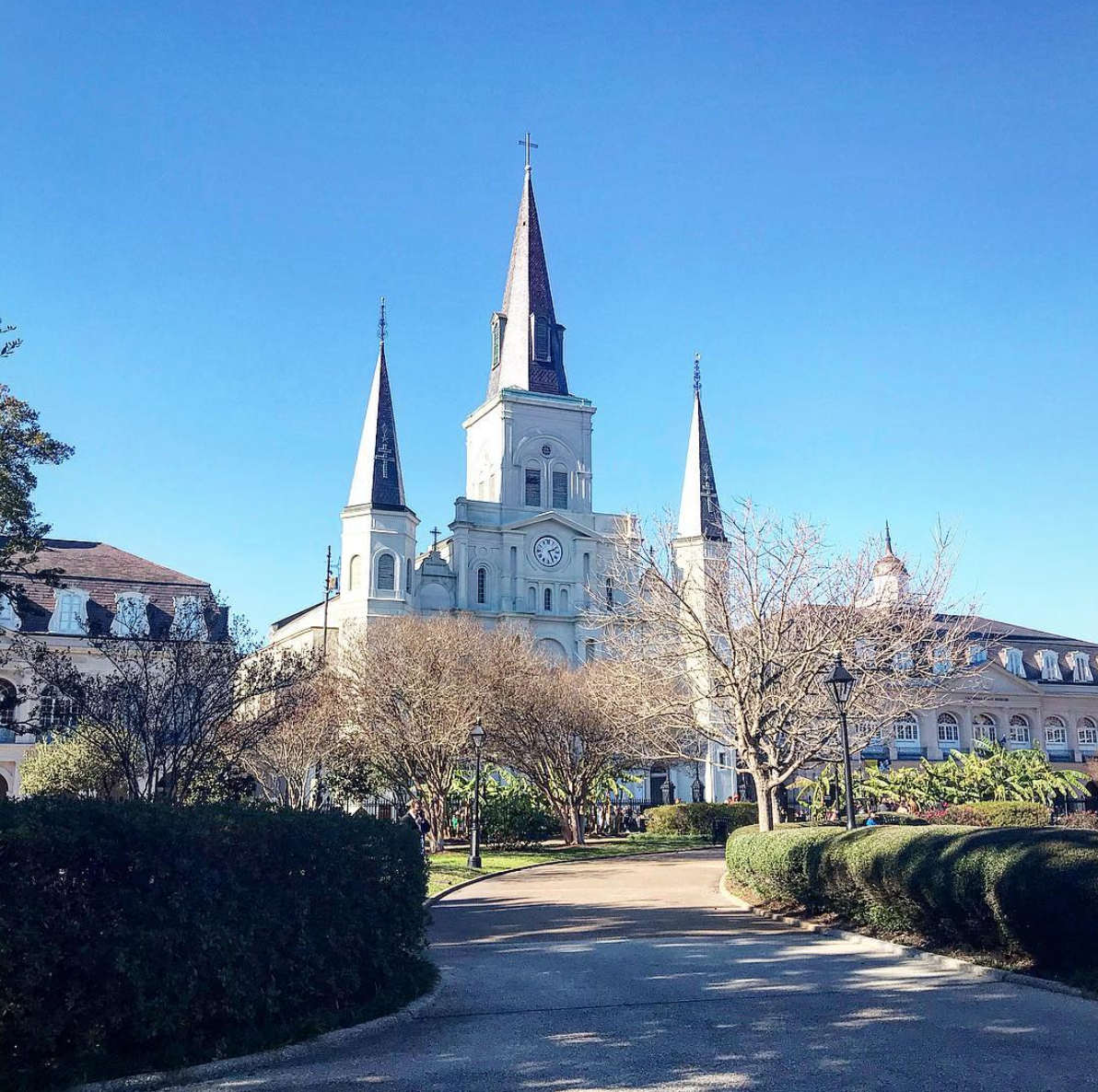 St. Louis Cathedral, Jackson Square, Family Fun In New Orleans