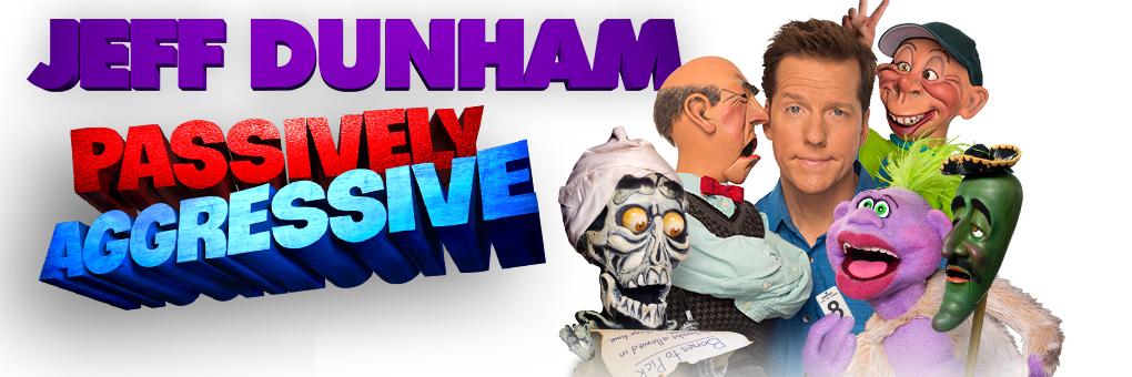 Jeff Dunham Tour Fun In New Orleans