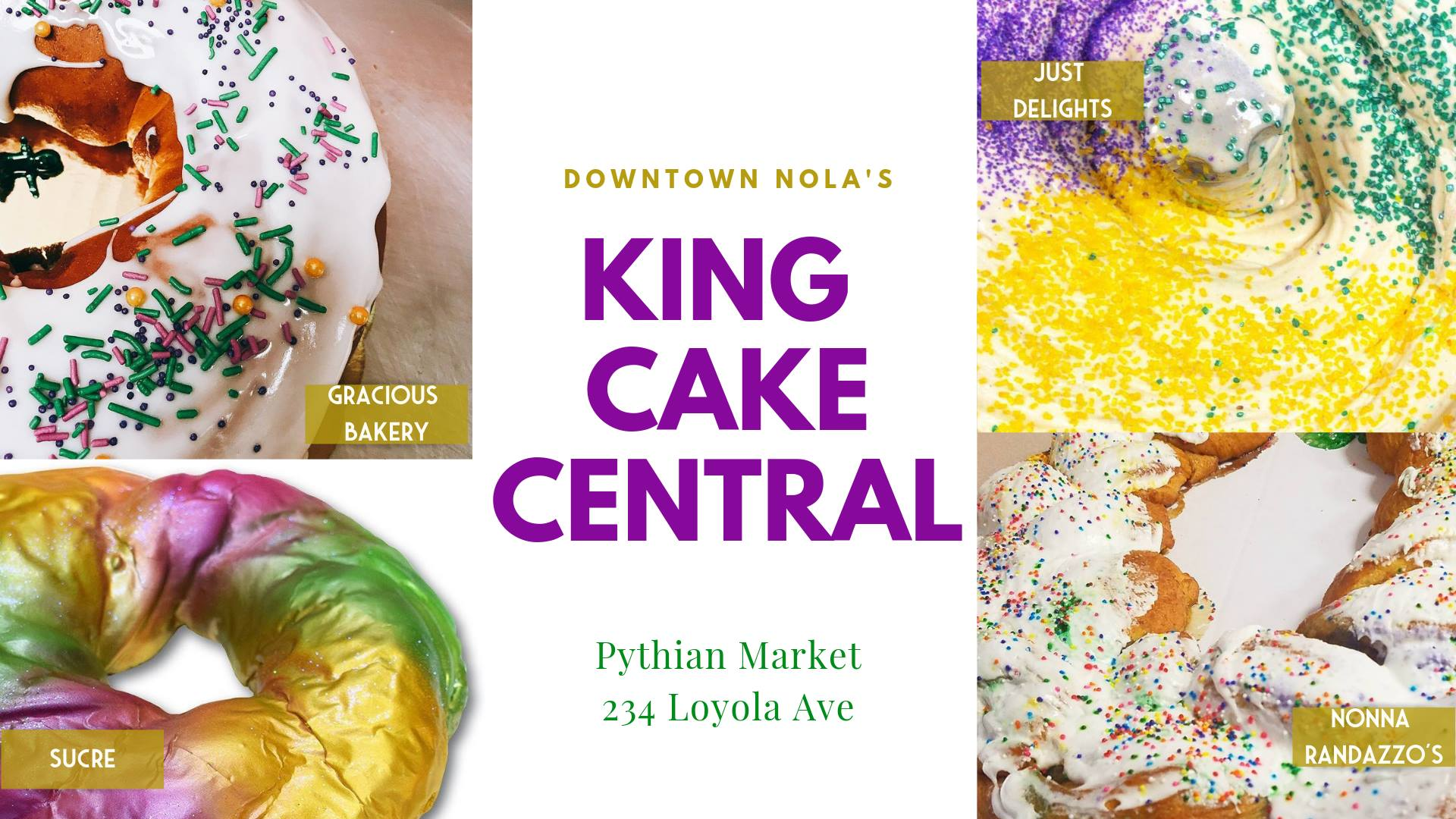 king cake central family fun in new orleans