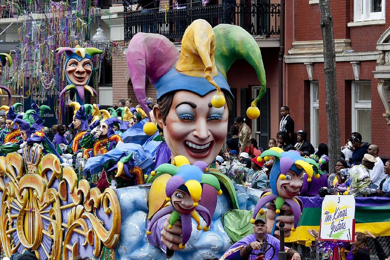 Mardi Gras Family Fun In New Orleans