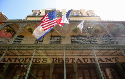 Antoine's Classic Fine Dining fun in new orleans