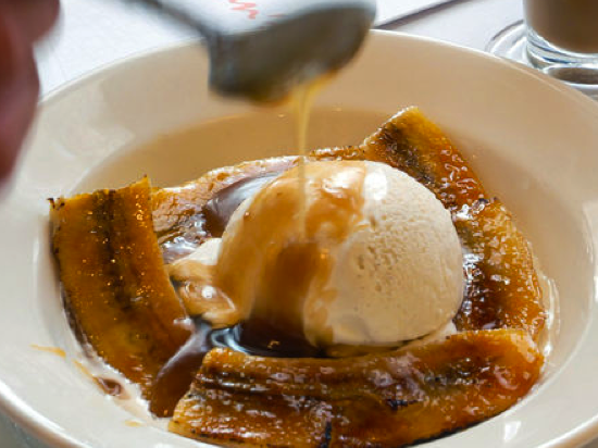 Best Bananas Foster Brennan's fun in new orleans