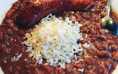 Frankie and Johnny's best red beans and rice fun in new orleans